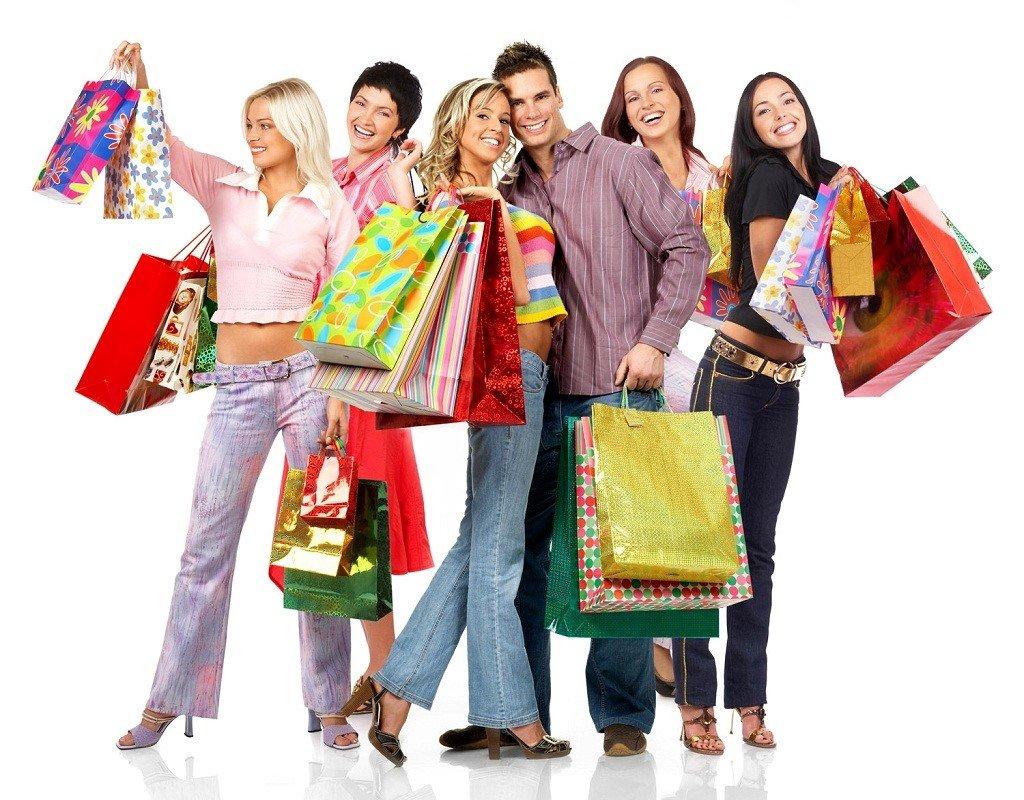 Картинка с одеждой для магазина, надписями