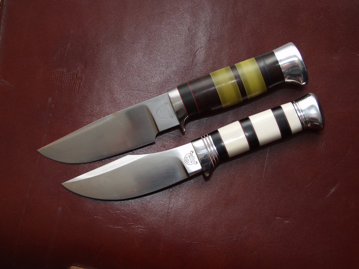 Рукоятка для ножа своими руками видео фото 968