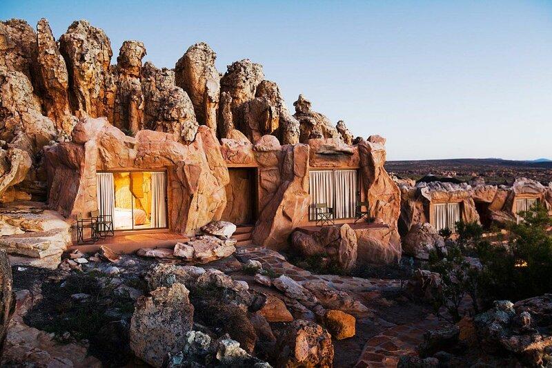 Пещерный курорт Кагга-Камма