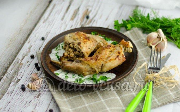 Рецепты из кролика с фото пошагово