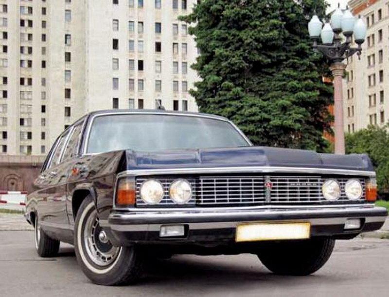 ГАЗ-14 «Чайка» (1976, СССР)