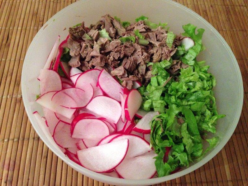 Салат из джикамы с фото