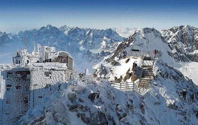 Высокие Татры (Словакия) - горнолыжные курорты Словакии