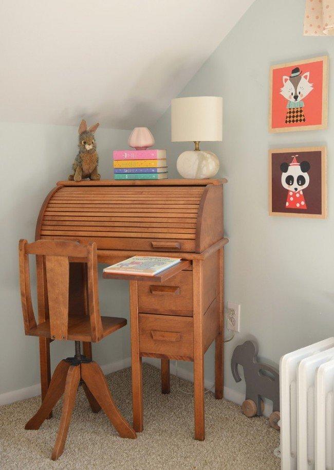 Письменный стол для школьника: фото и обзор лучших моделей п.