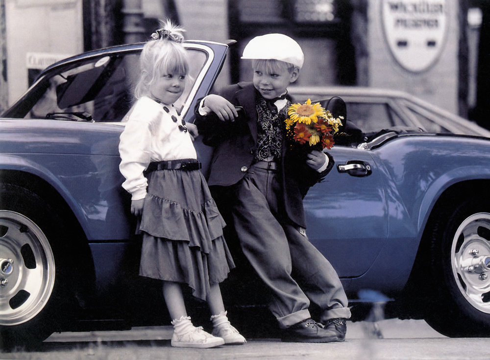 Смешные картинки любовь в машине