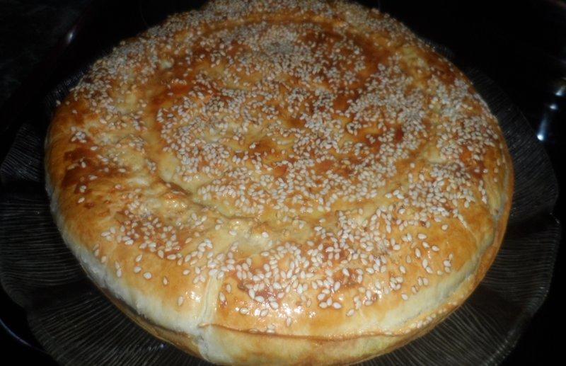 Дрожжевой пирог курицей рецепт фото