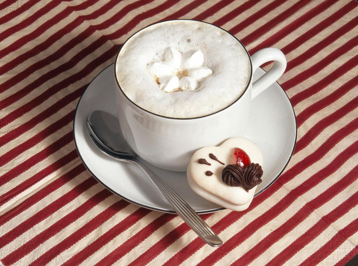 Картинки сладких снов и чашка кофе