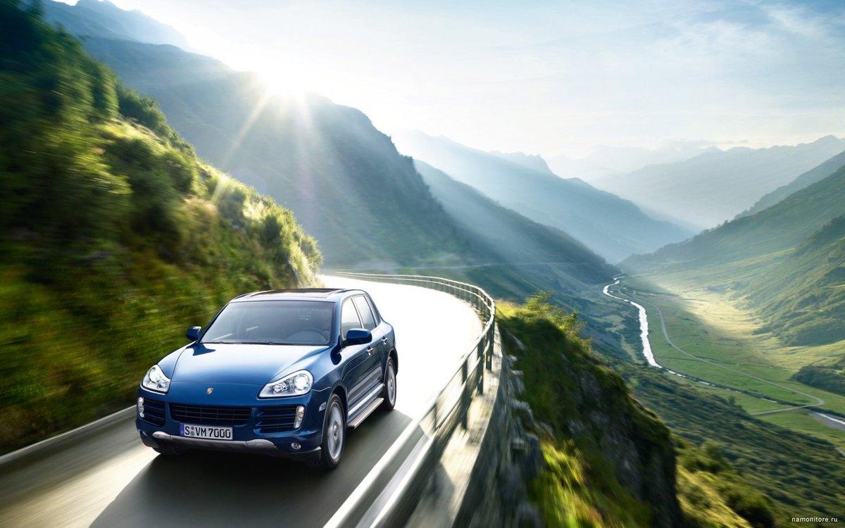 прекрасно автомобиль на дороге картинка для близкие останутся