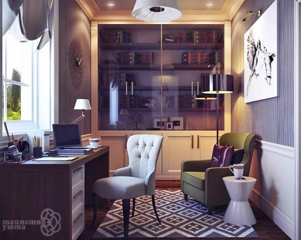 Выбор мебели и остальных предметов интерьера для данного типа помещения напрямую зависит от сферы вашей деятельности