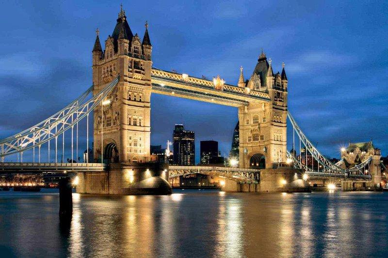 London England Tourism Also Tower Bridge London England F...