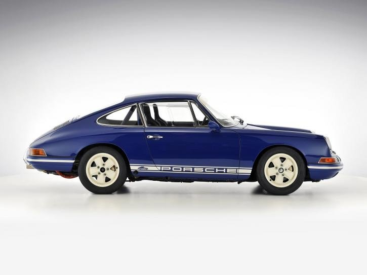 Porsche 911 2.0 LS Rally '1965