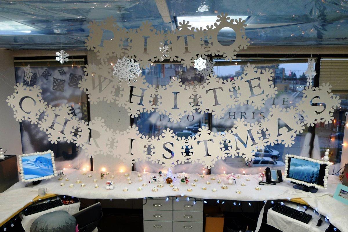 заметили, новогоднее оформление офиса своими руками фото лет отец отдал