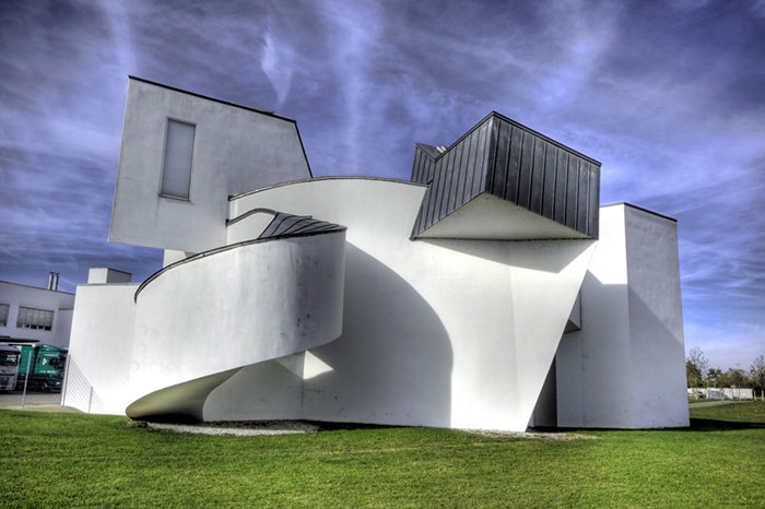 Музей дизайна «Витра» в Вайле-на-Рейне.