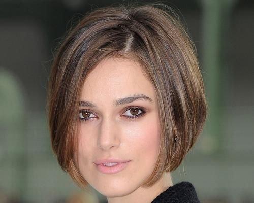 Форма волос зависит от формы