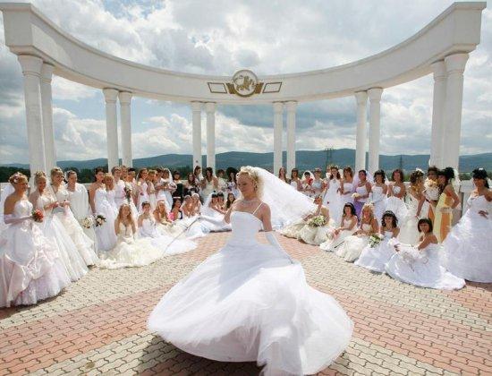 свадьбы красота