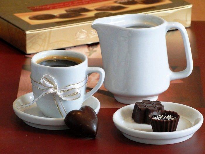Гифы чашечка кофе для тебя