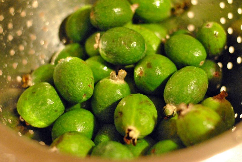 фейхуахуа фрукт фото символ