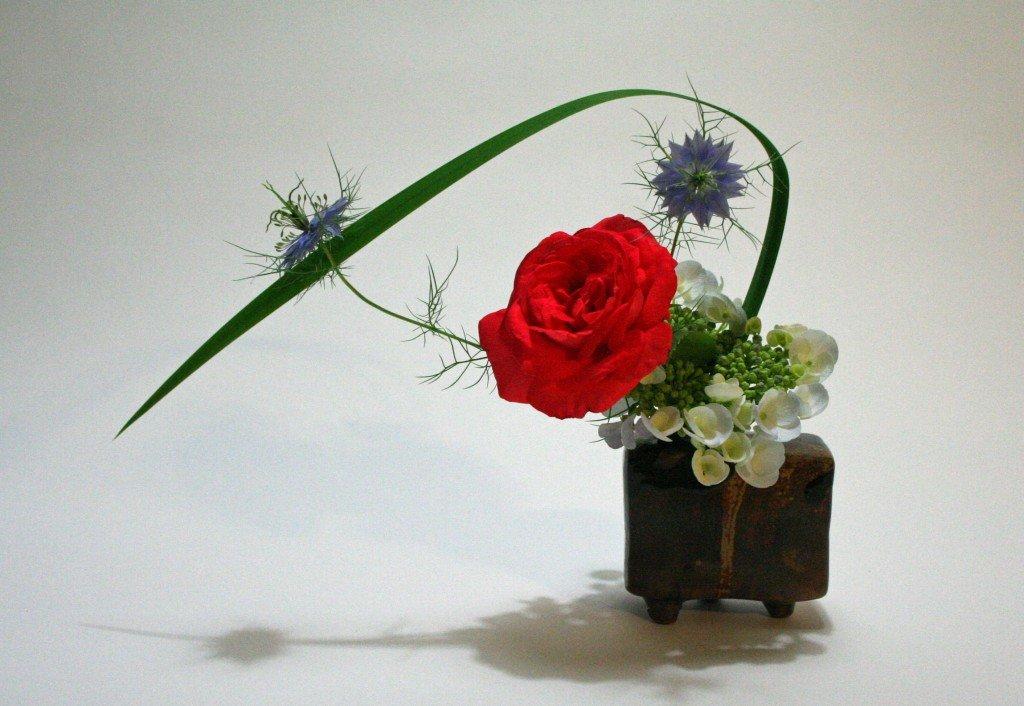 Свадебный, букеты из японских цветов своими руками фото