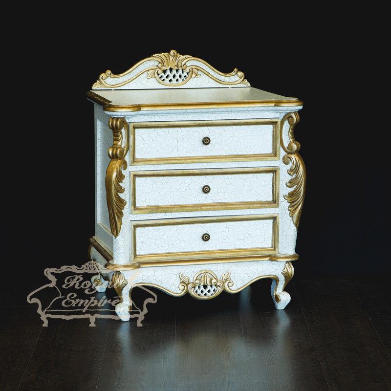Прикроватная тумба ВУВЕН Royal Empire мебель