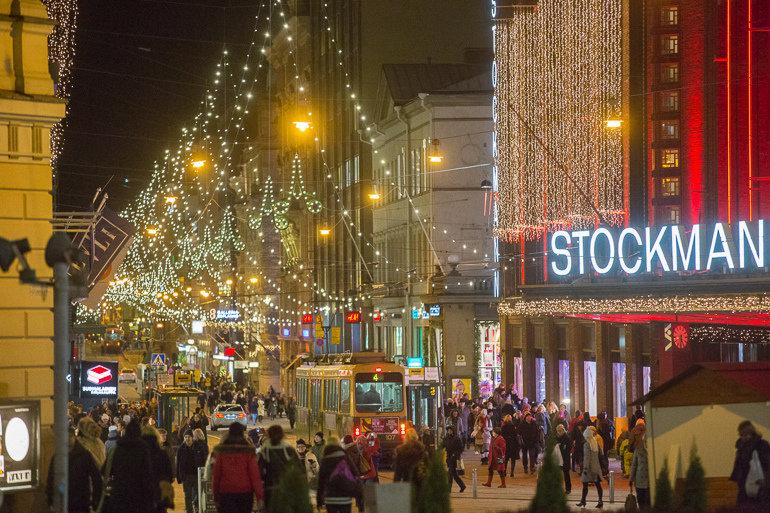 Рождество в хельсинки фото