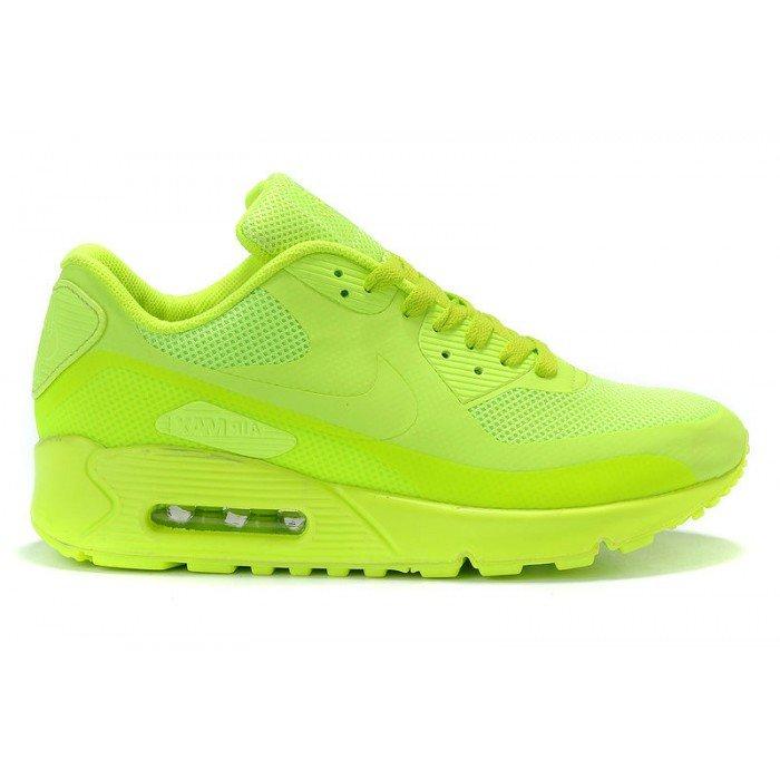 Кроссовки Nike Air Max 90 Hyperfuse Кислотные Мужские» — карточка ... e4b26ded264