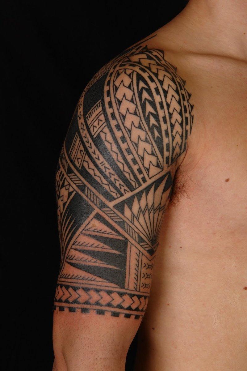Samoan Poly Design By Settarts Uehpp Wallpaper