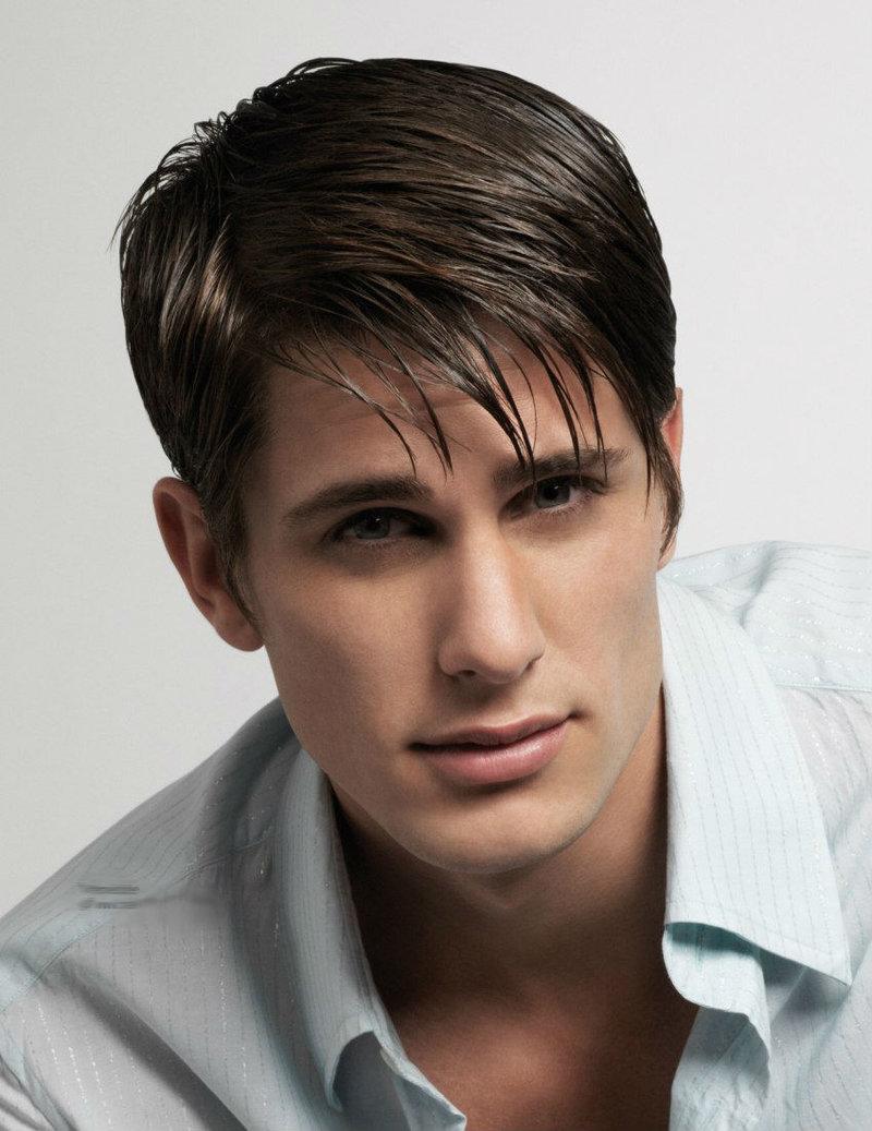 причёски фото для парней