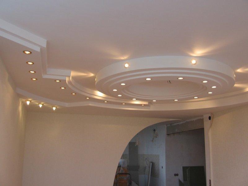 Гипсовий потолок