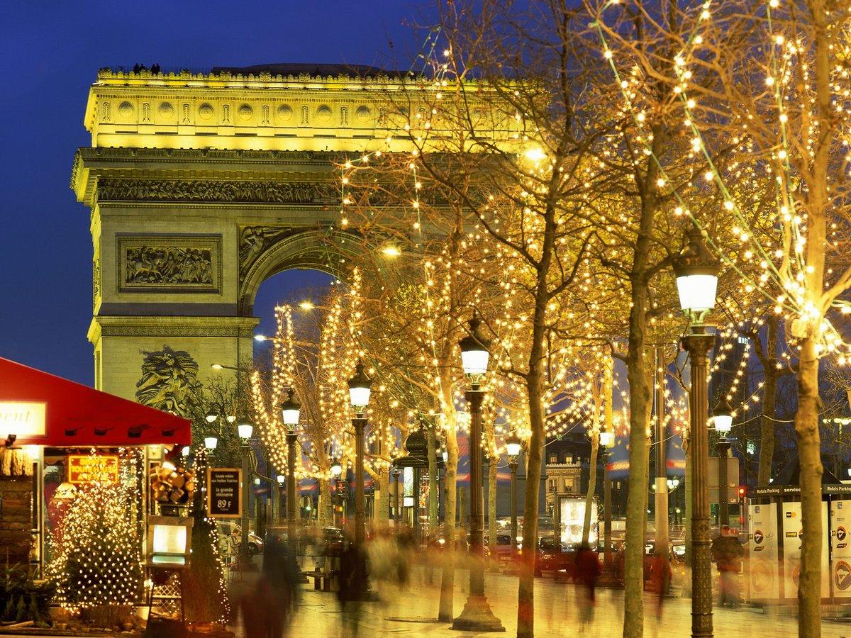 Шесть столиц. Четыре дня в Париже!