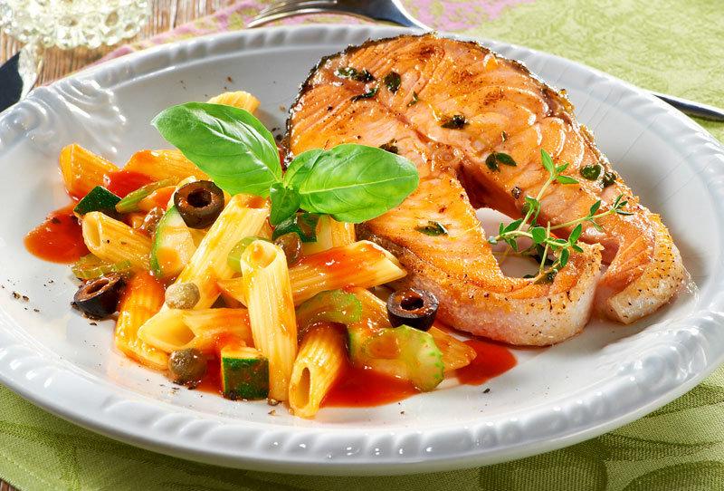 только еда из рыбы в мультиварке рецепты было