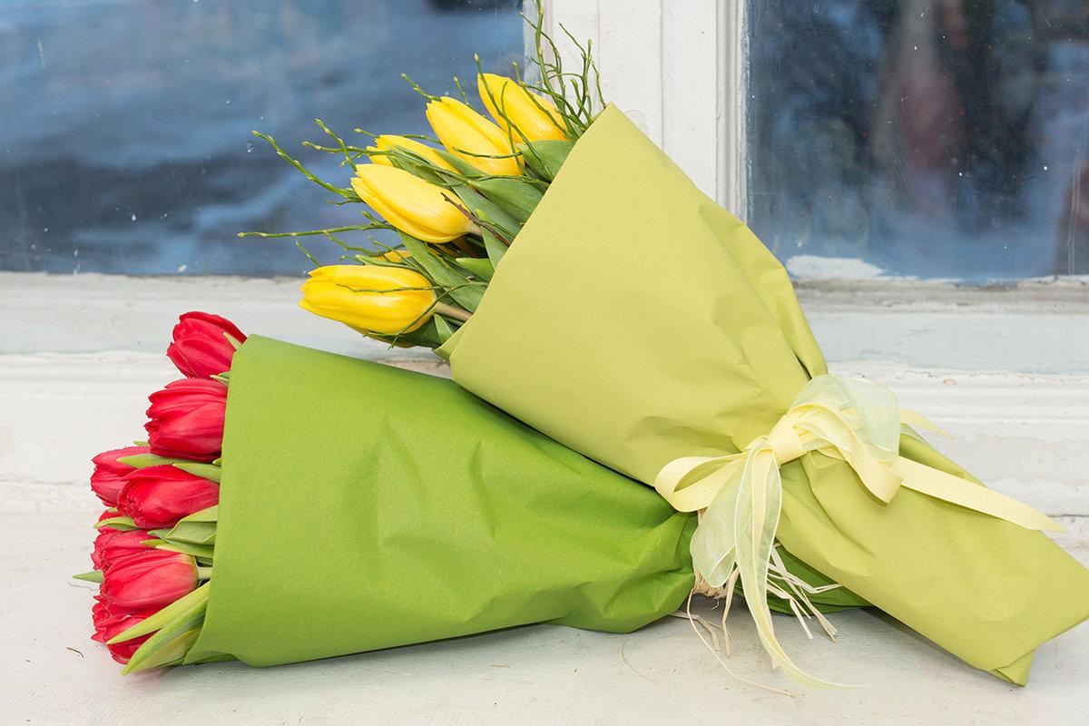 красиво упаковать букет цветов картинки такое