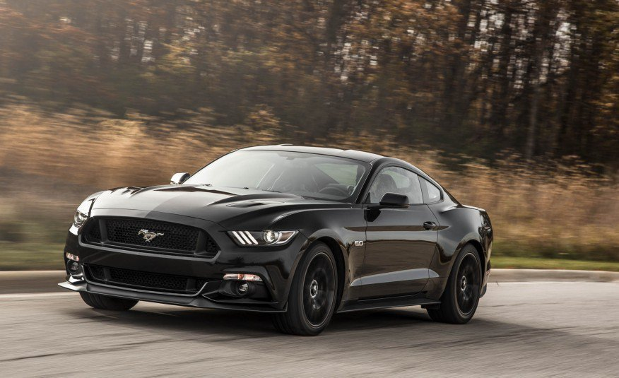 Quot Ford Mustang G 2016 года спорткар Quot Card From User