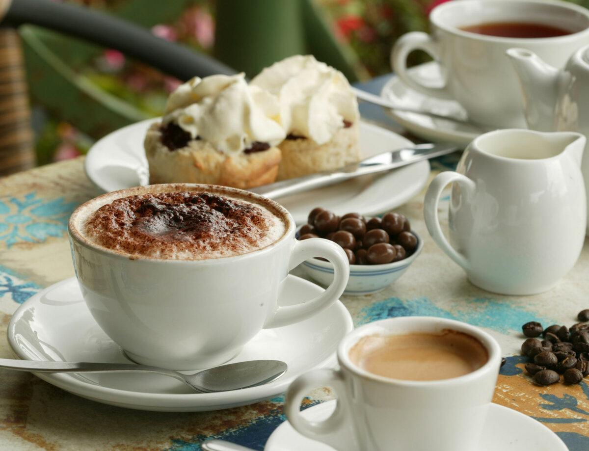 Картинка прекрасных выходных с кофе, надписями любимый люблю
