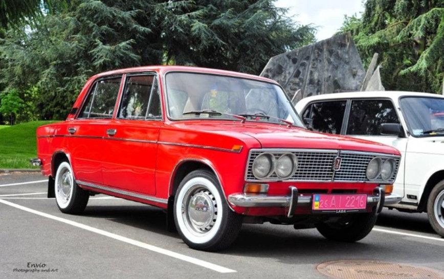 российские автомобили в сша фото цвет