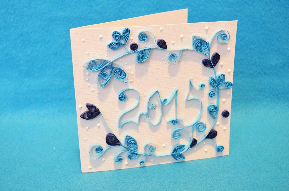 Званием тещи, идеи для новогодних открыток квиллинг