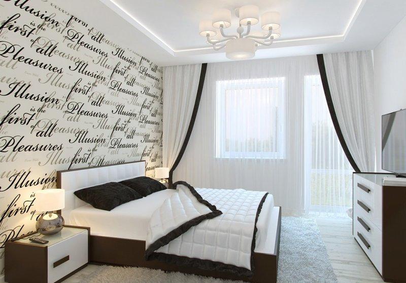 Выбирая шторы для спальни, первое, на что стоит ориентироваться – стилистика комнаты. В зависимости от того, в каком стиле вы сделали спальню, будет зависеть облик штор. Эклектика возможна только в случае явных дизайнерских талантов, в других же случаях стилевое соответствие обязательно.