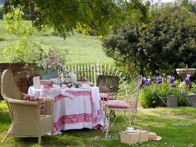 призналась сама пикник в огороде дома фото красивого