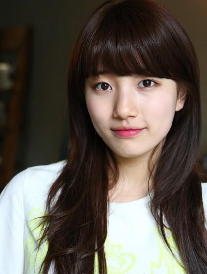 Естественный корейский макияж