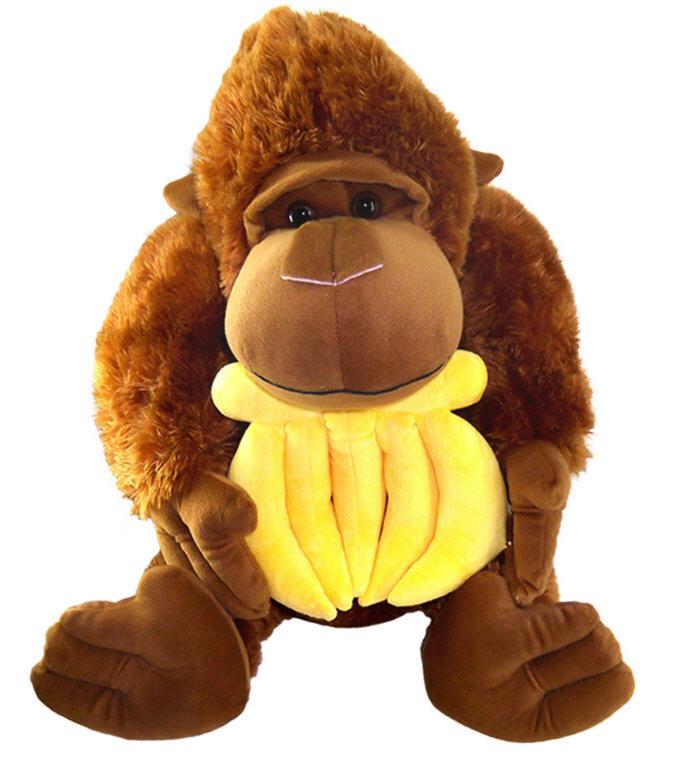 Игрушка детская обезьяна