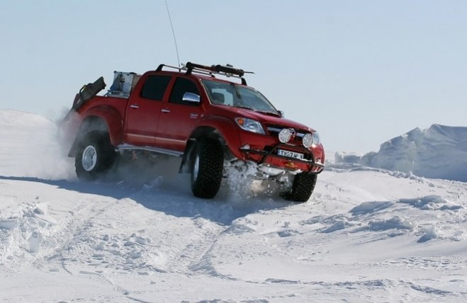 топ гир Toyota Тундра