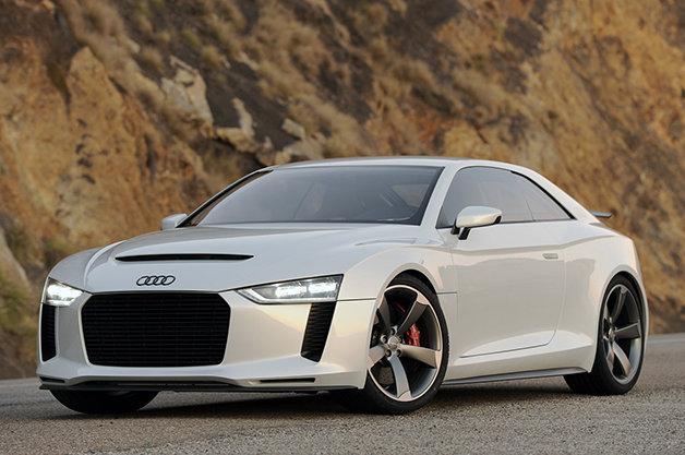 Audi quatro 2013