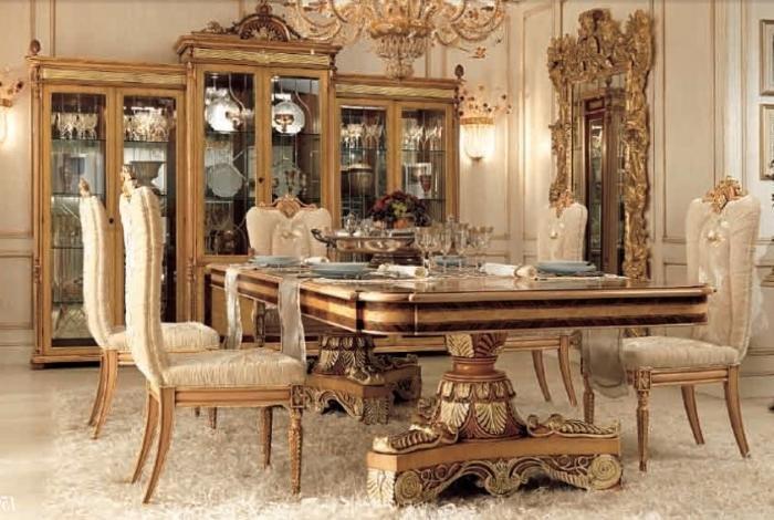 Элитная мебель в стиле ампир