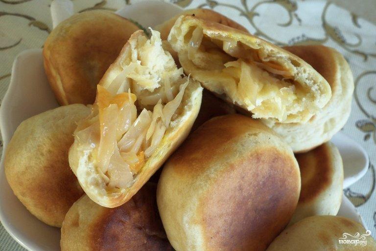 Бездрожжевое тесто приготовить рецепты фото