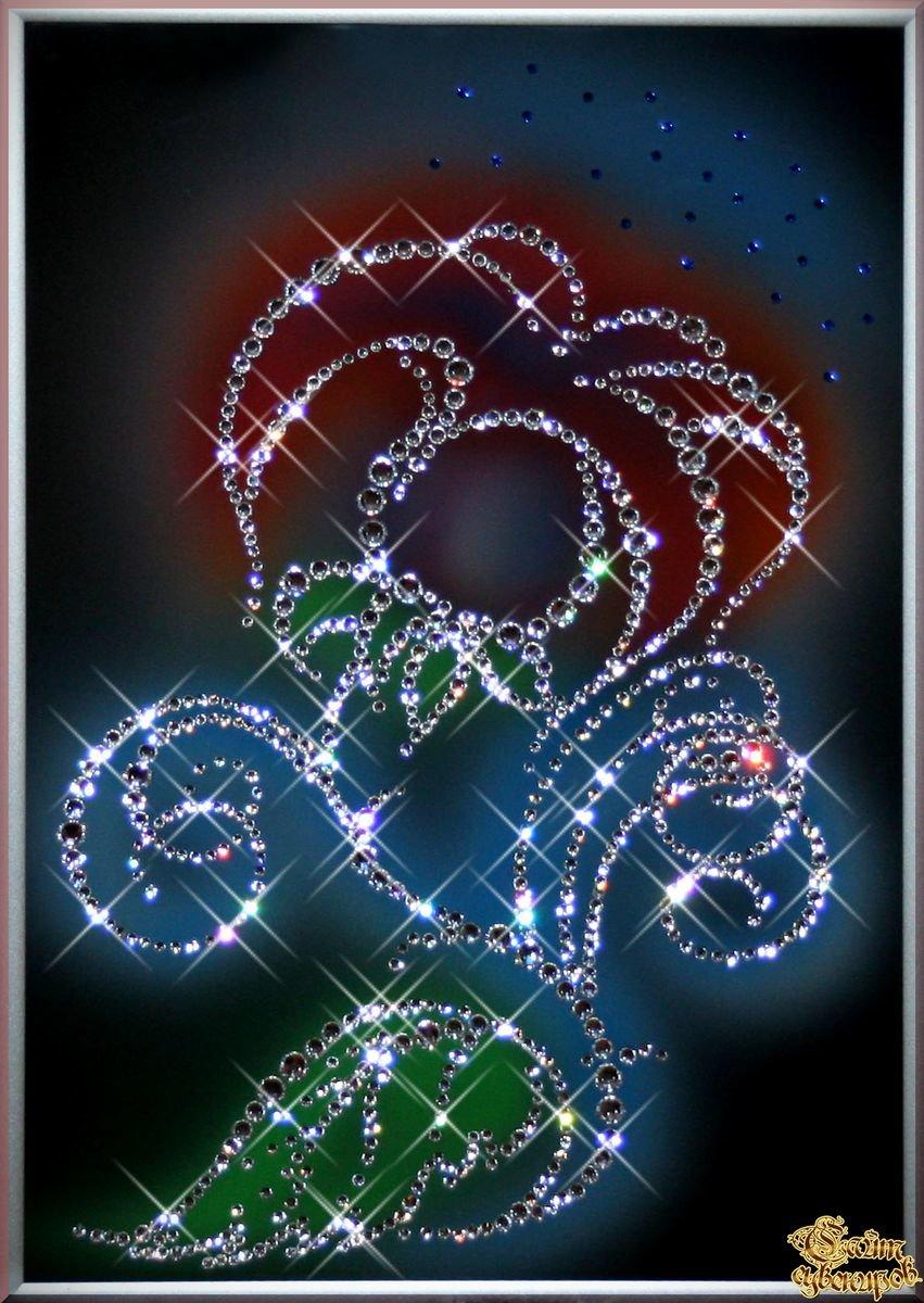 картинки с кристаллами сваровски на телефон