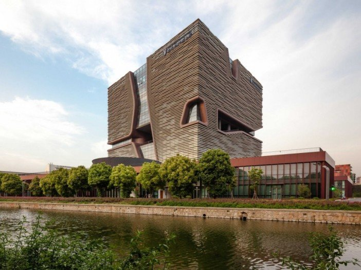 здание Ливерпульского университета в Сучжоу, Китай