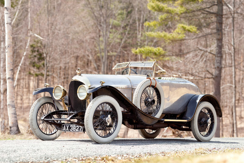 """Bentley 3 Litre """"Chassis Number 3"""""""