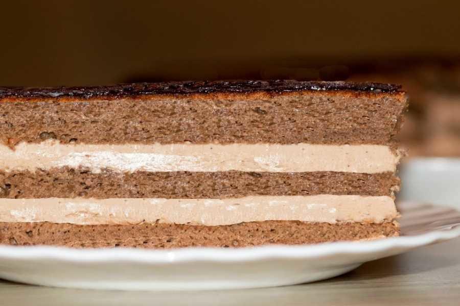 как приготовить в домашних условиях торт прага