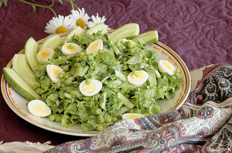 Дунайский салат с фото