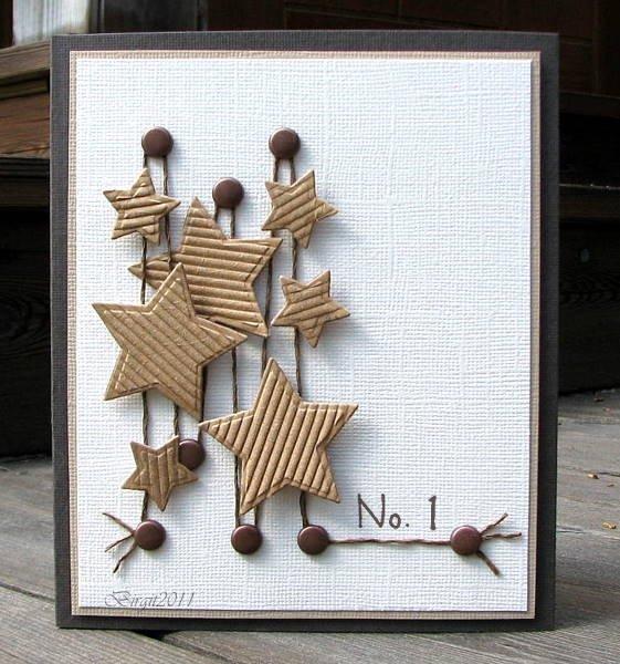 Скрапбукинг открытки из подручных материалов, картинки для
