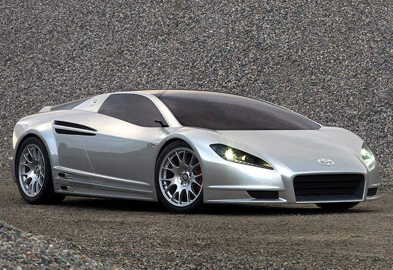 Toyota Alessandro Volta